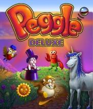 Peggle Deluxe dvd cover