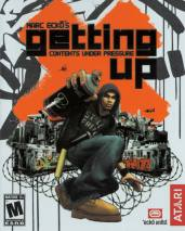 Marc Ecko's Getting Up: Contents Under Pressure Cover