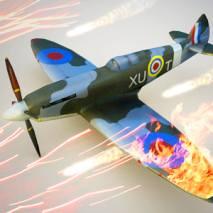 Air Striker World War 2 Combat dvd cover