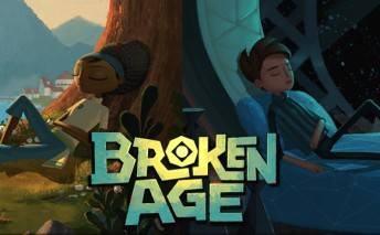 Broken Age dvd cover