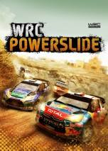 WRC Powerslide dvd cover