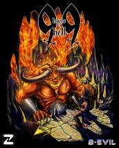 99 Levels To Hell dvd cover