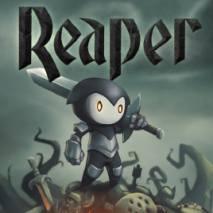 Reaper - Tale of a Pale Swordsman dvd cover
