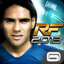 Real Football 2013 dvd cover