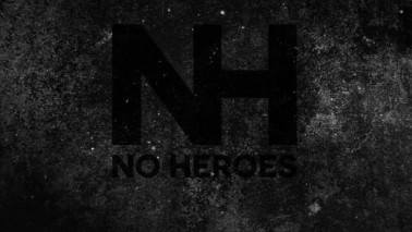 No Heroes Cover