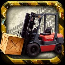 Forklift Madness 3D dvd cover