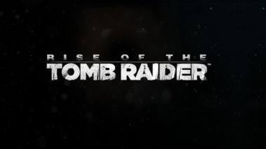 Rise of the Tomb Raider dvd cover