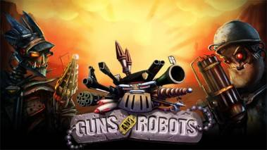 Guns and Robots Cover