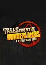Tales from the Borderlands cd cover