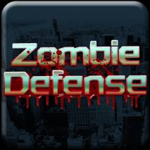 Zombie Defense dvd cover