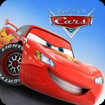 Cars: Fast as Lightning dvd cover