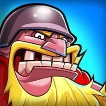 Trolls vs Vikings dvd cover