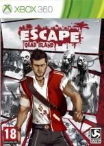 Escape Dead Island dvd cover