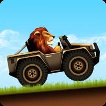 Safari Kid Racing Cover