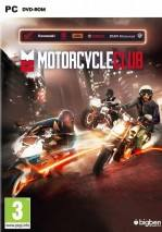 Motorcycle Club dvd cover