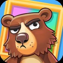 Bears vs. Art dvd cover