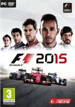 F1 2015 poster