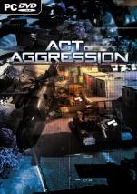Act of Aggression poster