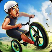 Crazy Wheels dvd cover