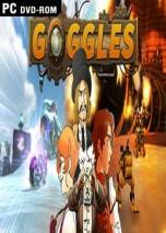 Goggles: World of Vaporia dvd cover