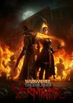 Warhammer: End Times: Vermintide poster