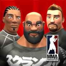 MMA Federation dvd cover