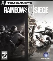 Tom Clancy's Rainbow Six Siege poster
