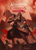 Assassin's Creed Chronicles: Russia dvd cover